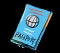 繳交訂金/護照