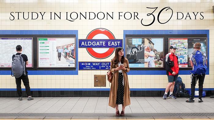 StudyDIY | 英國遊學│倫敦遊學學費、一日花費、住宿、交通費用、地鐵大攻略