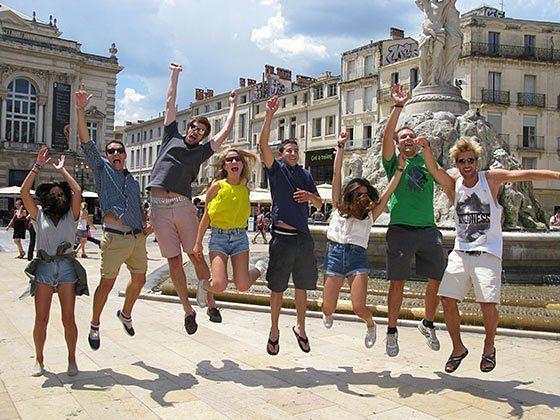 法國遊學新選擇 | 法國第二大大學城【Montpellier】