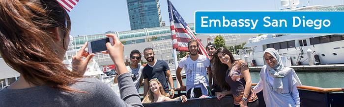 選擇【Embassy English】3個校區的5大理由!