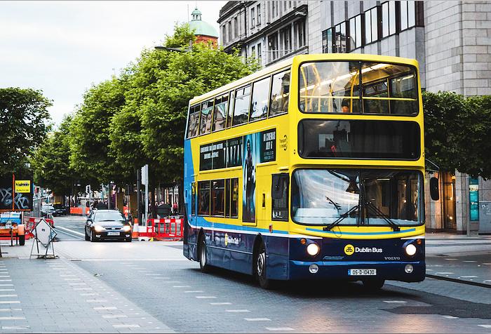 StudyDIY | 愛爾蘭遊學 | 都柏林遊學 | 公車。Luas輕軌。DART。交通完全攻略